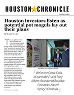 Houston investors listen as potential pot moguls lay out their plans